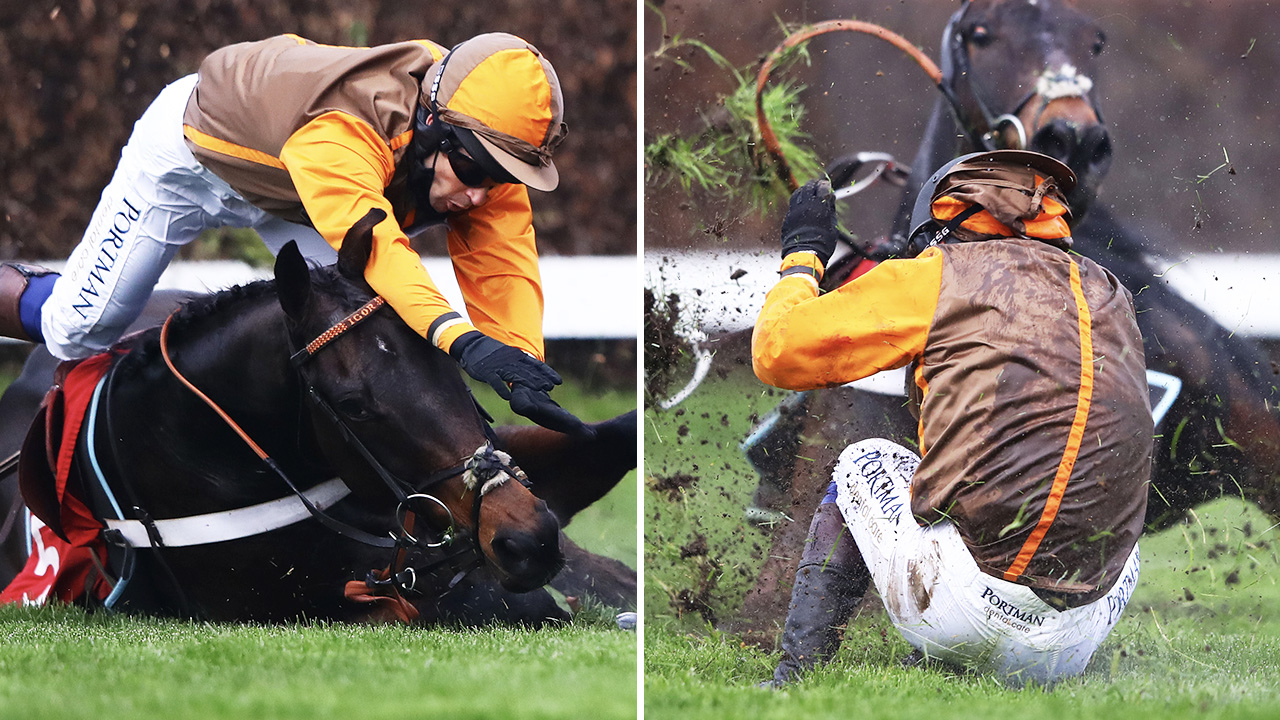 'Really bad': Horse racing rocked by 'horrifying' incident