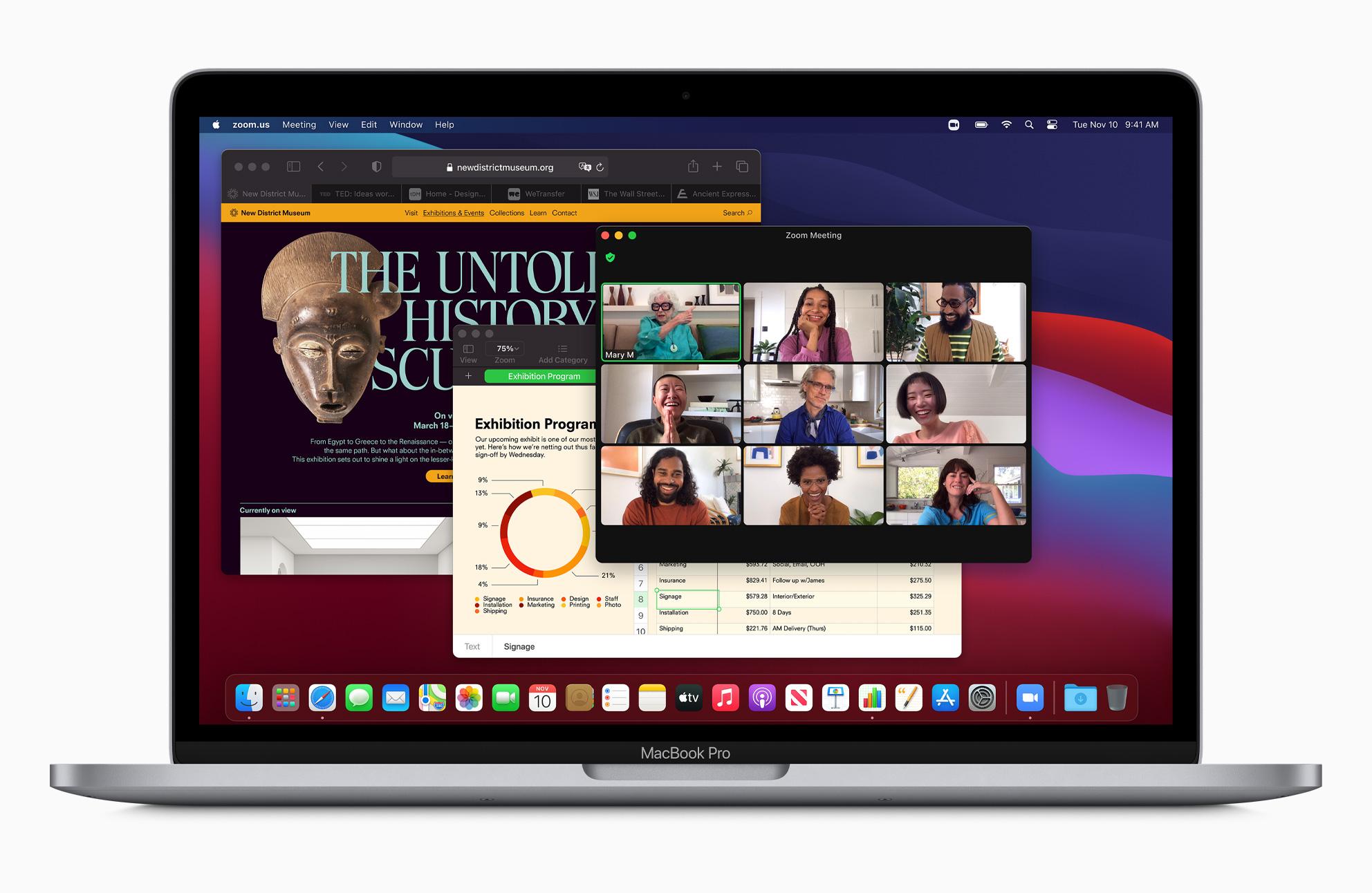 MacBook Pro 13-inch M1 image