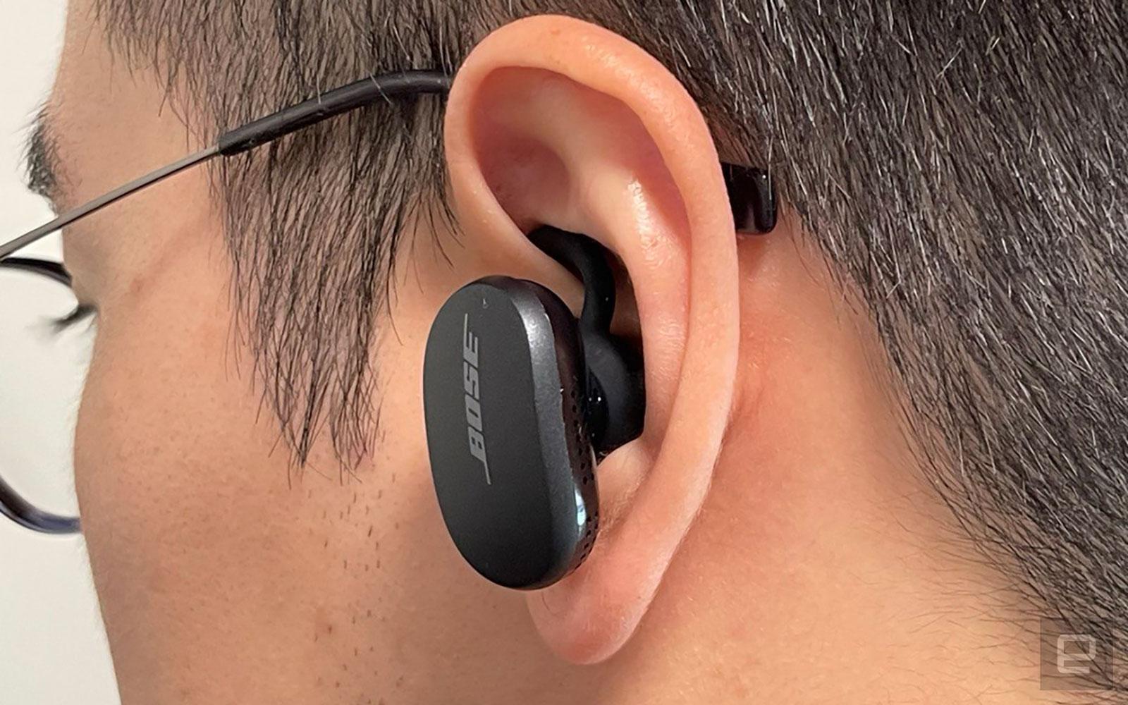 Bose 消噪耳塞評測 / Bose QuietComfort Earbuds