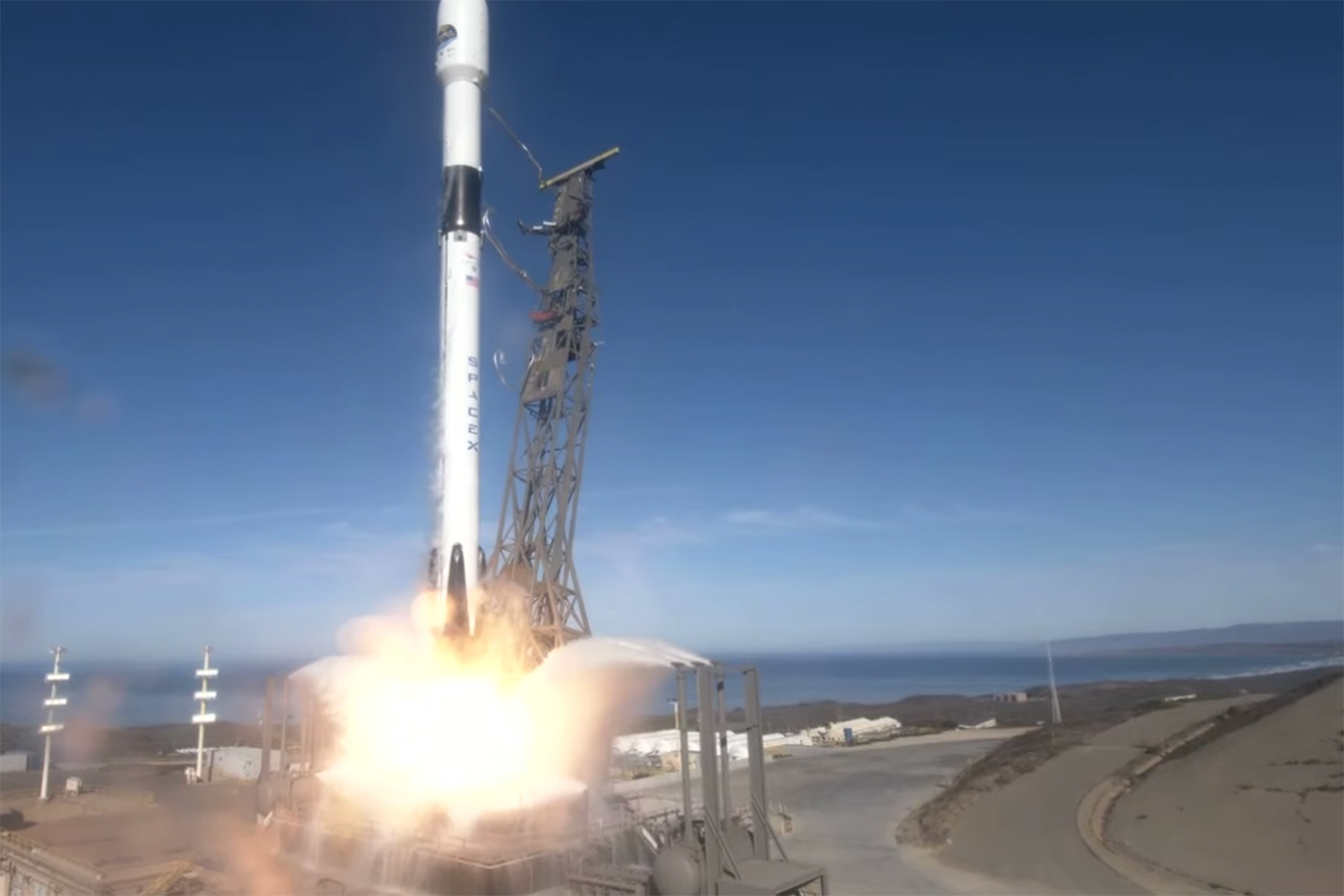 photo of US, Europe and SpaceX launch a satellite to track rising global sea levels image