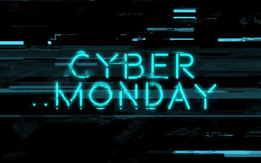 Cyber Monday Symbolbild