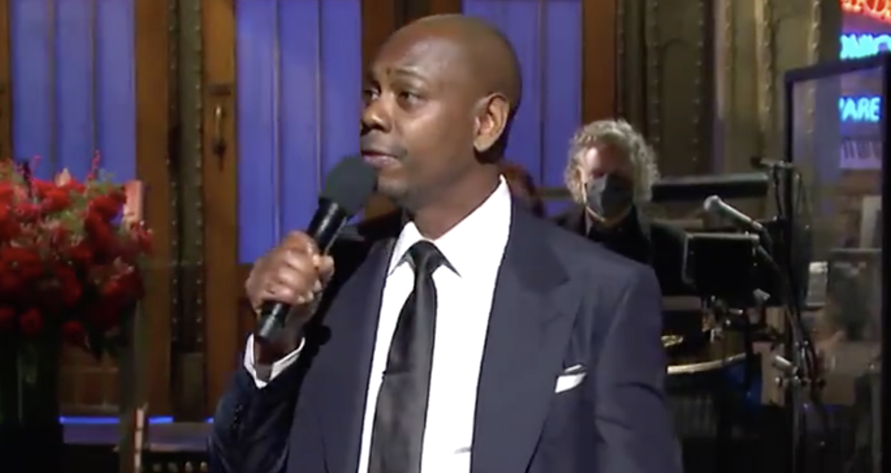 Dave Chappelle addresses Trump, racism and the coronavirus in a powerful ' SNL' monologue: 'Did I trigger you?'