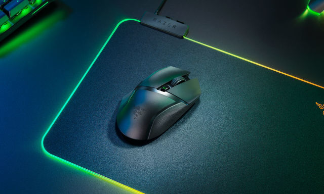 Razer Basilisk X Hyperspeed gaming mouse