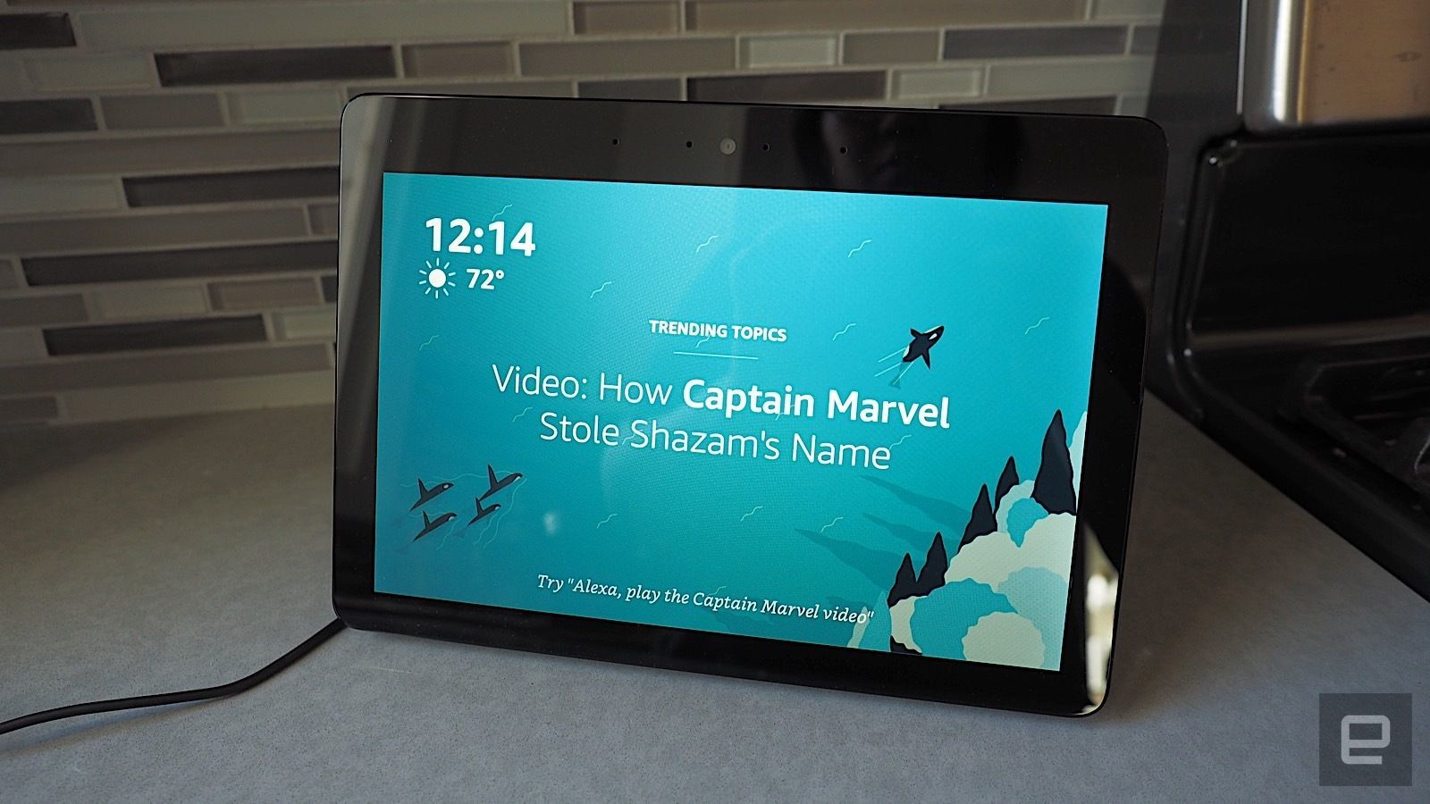 Amazon Echo Show 2nd-gen
