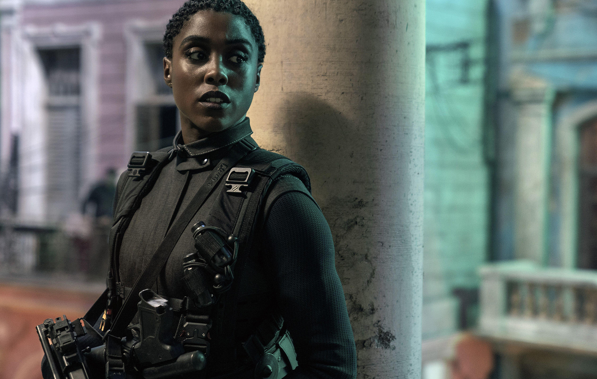 Lashana Lynch calls backlash to her James Bond casting 'ridiculous'