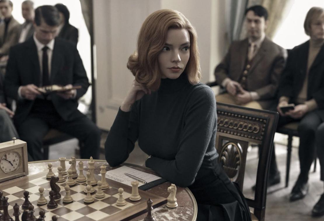 'Queen's Gambit', 'Mandalorian' and 'Undoing' top list of Thanksgiving must-binge TV - Yahoo Finance