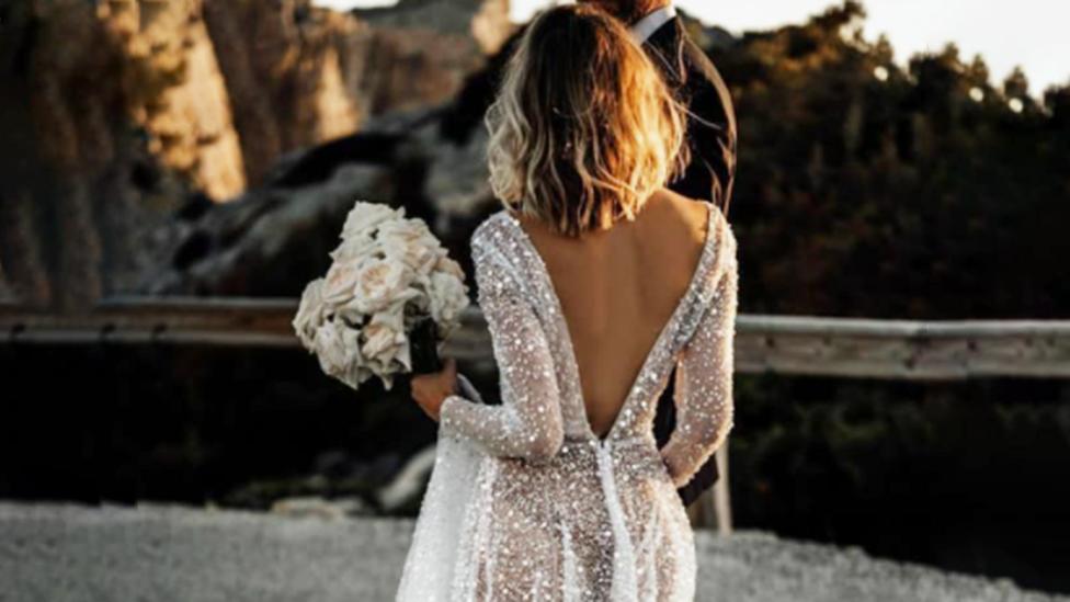 Exposing 'g-string' wedding dress hints at eye-popping new trend