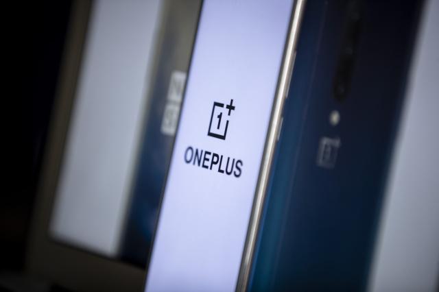 土耳其安卡拉--3月18日:一張正版照片顯示2020年3月18日在土耳其安卡拉的OnePlus。