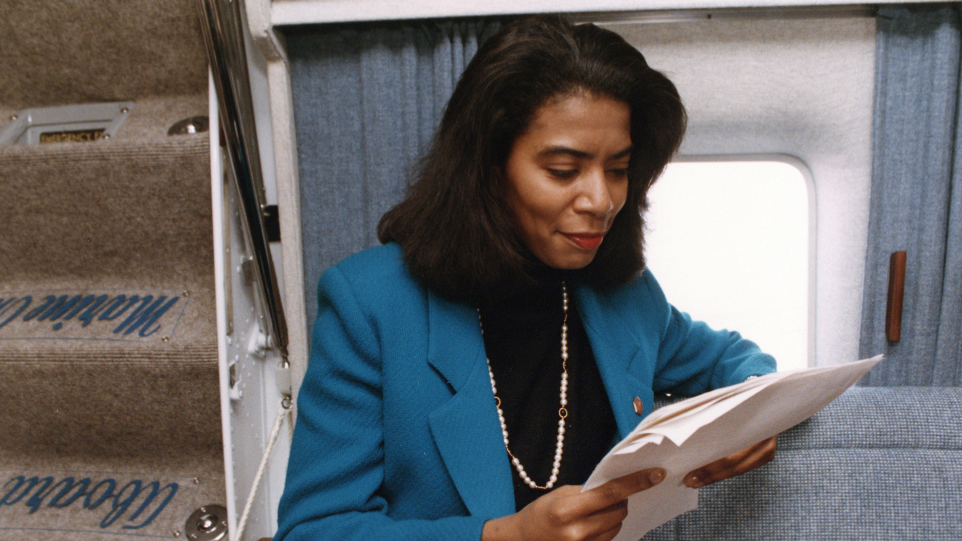 Judy Smith — inspiration for 'Scandal' TV series — on her path to the White House