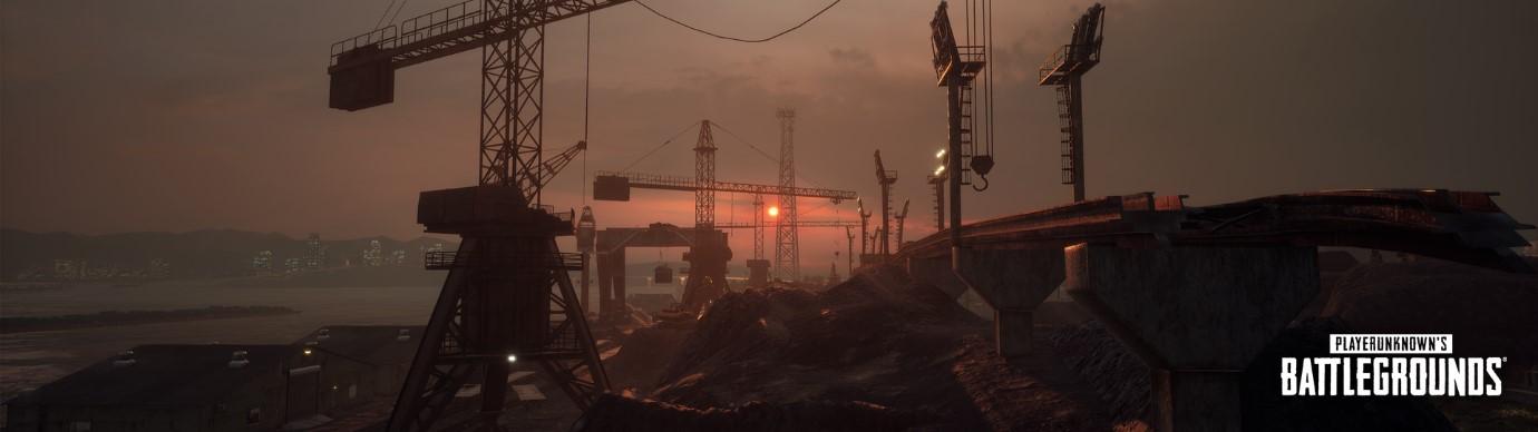 煤炭場 (Coal Yards):位於 Haven 的東側,這片荒地上四處都是煤炭、起重機和工業照明設備。煤炭場有不少可以藏匿的絕佳狙擊點位。