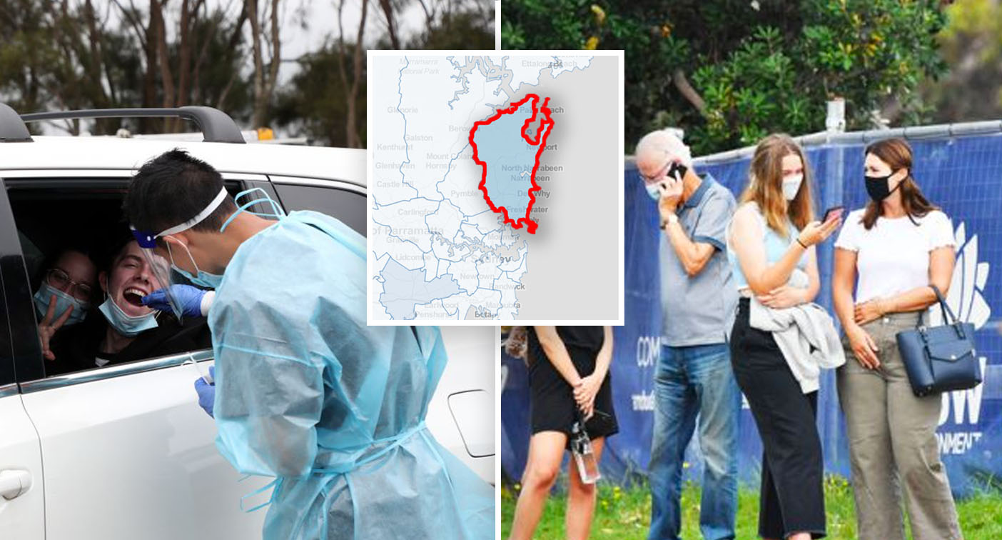 'Insular peninsula': Will Sydney cluster lead to Melbourne-style lockdown?