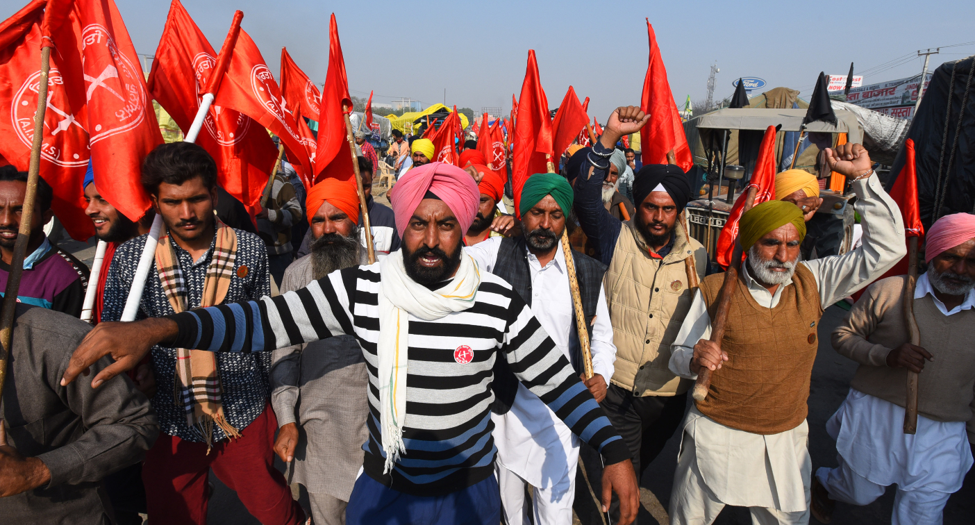Farm protests: Govt proposes committee of farmers, experts to resolve issue