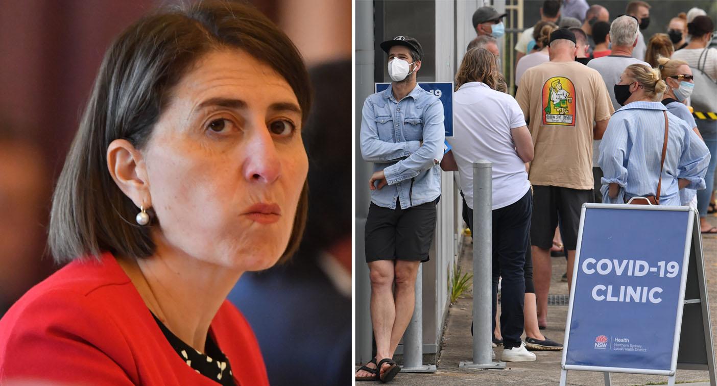 The Sydney suburbs on alert after virus cases grow