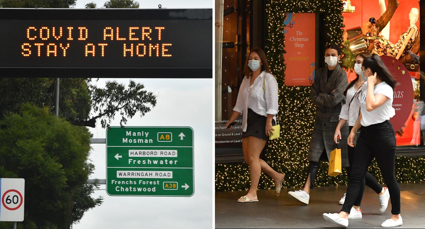 'Makes no sense': Premier's Covid Christmas plan slammed
