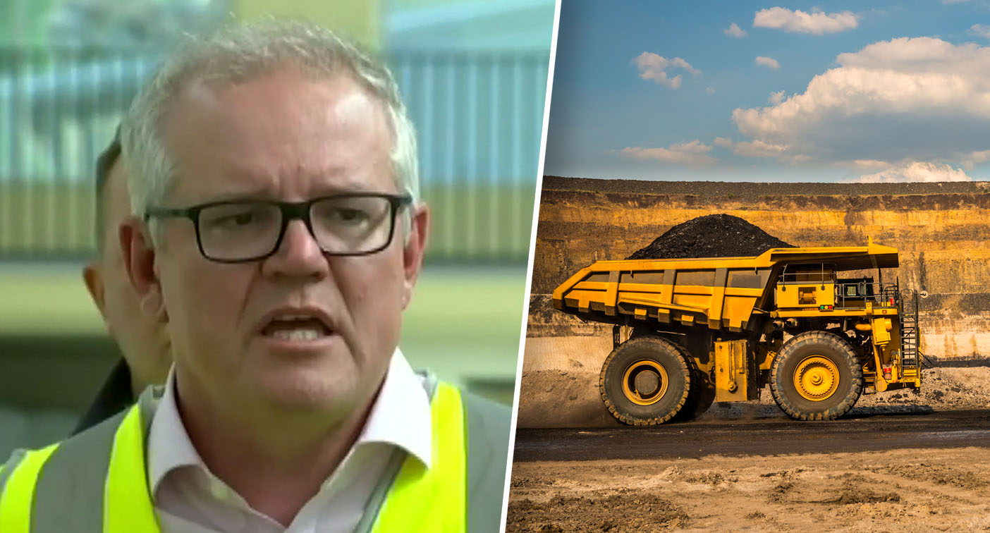 'LET ME BE CLEAR: ScoMo's fierce warning for China