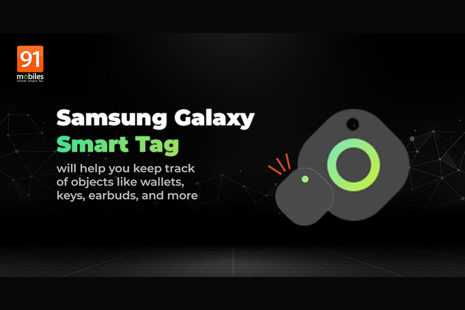 Galaxy Smart Tag