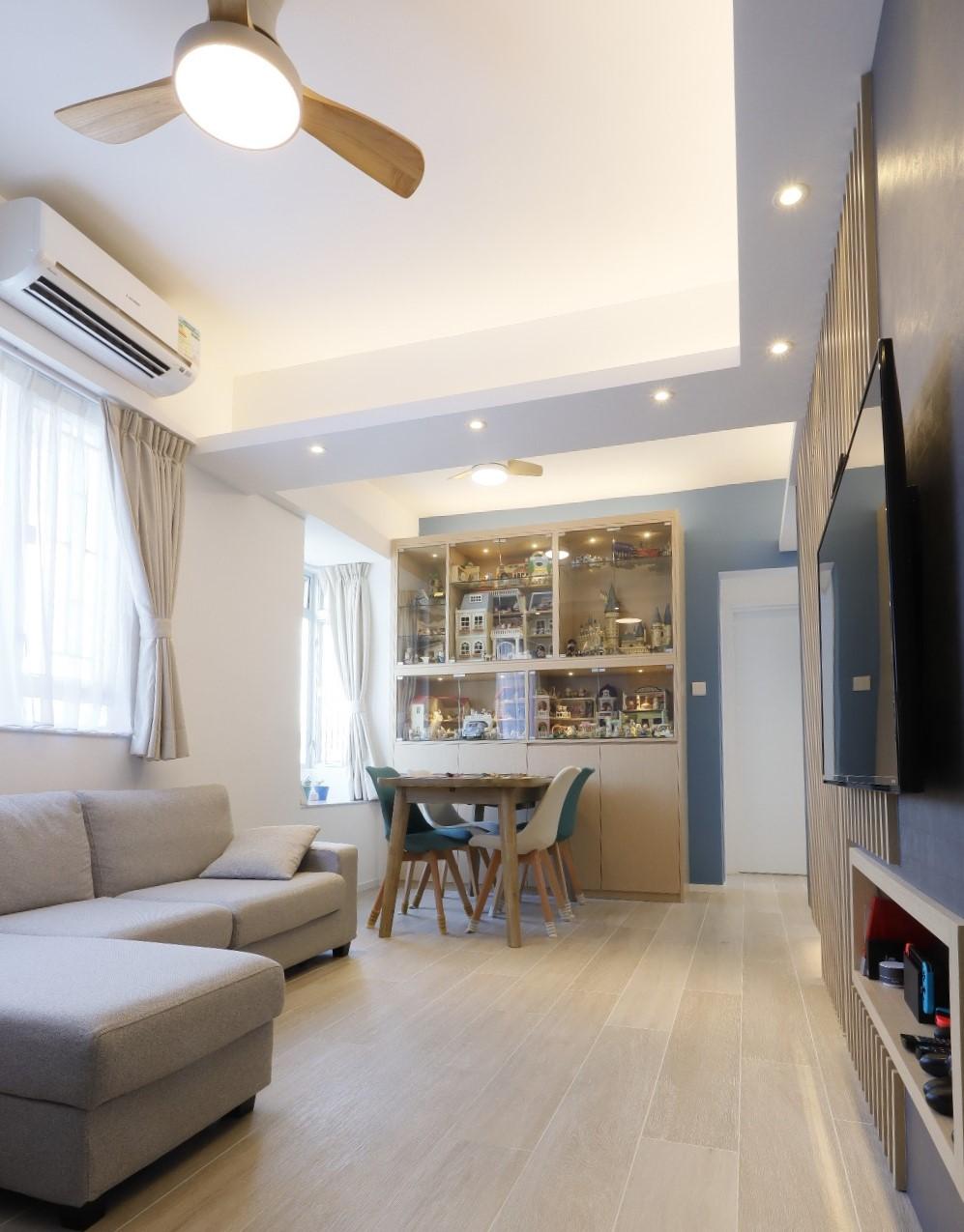【設計變法】廳房對調 讓走廊變成起居空間