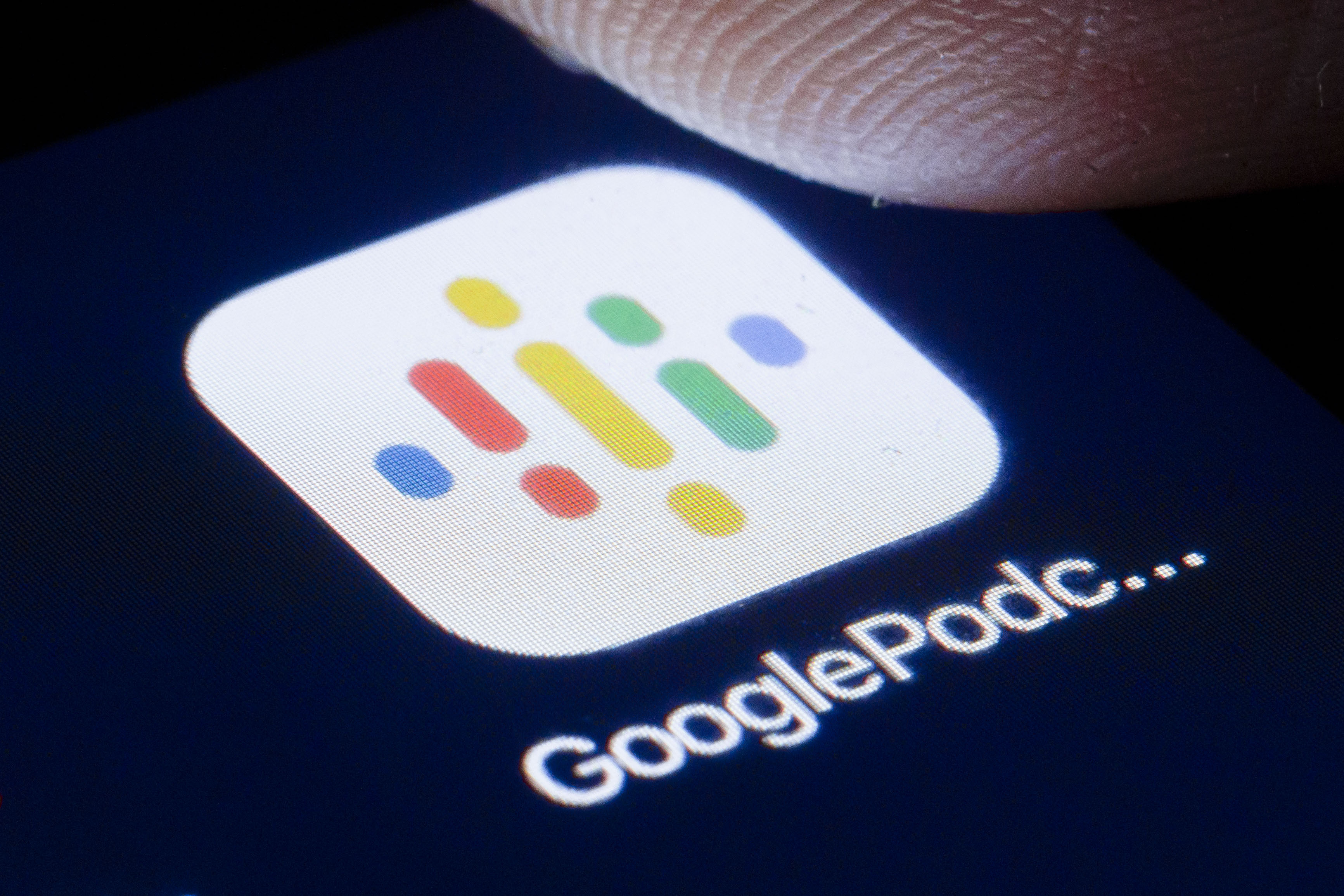 Google Podcasts lets you add shows using their RSS feeds