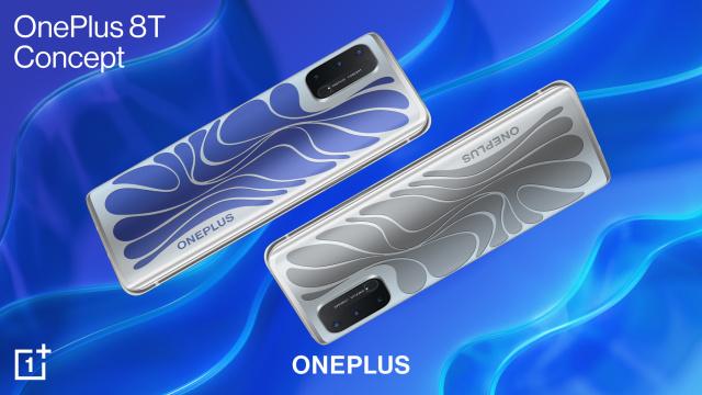 OnePlus 8T概念