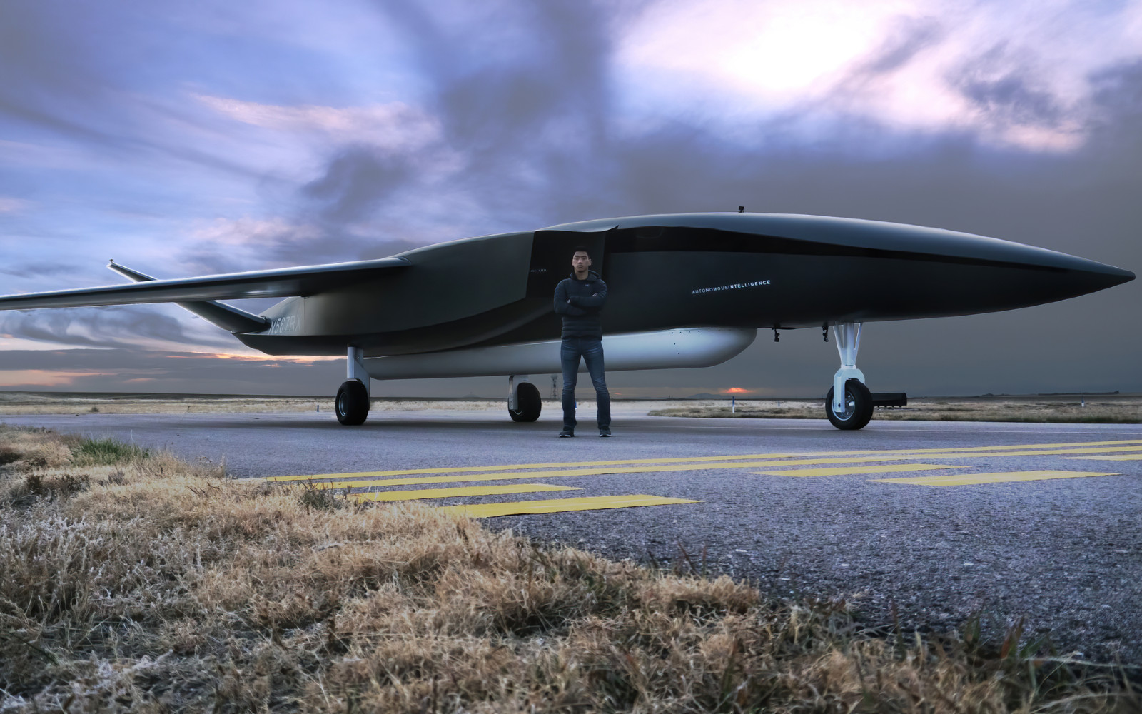 The Ravn X is a 55,000-pound drone for launching satellites   Engadget