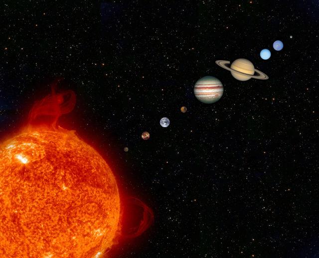 太陽系を高速移動できる「宇宙ハイウェイ」を研究者が発見。探査機の ...