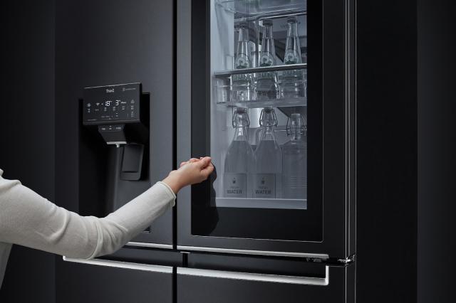 LG Instaview refrigerators