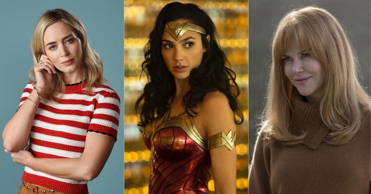 2020好萊塢女演員收入排行榜大洗牌!