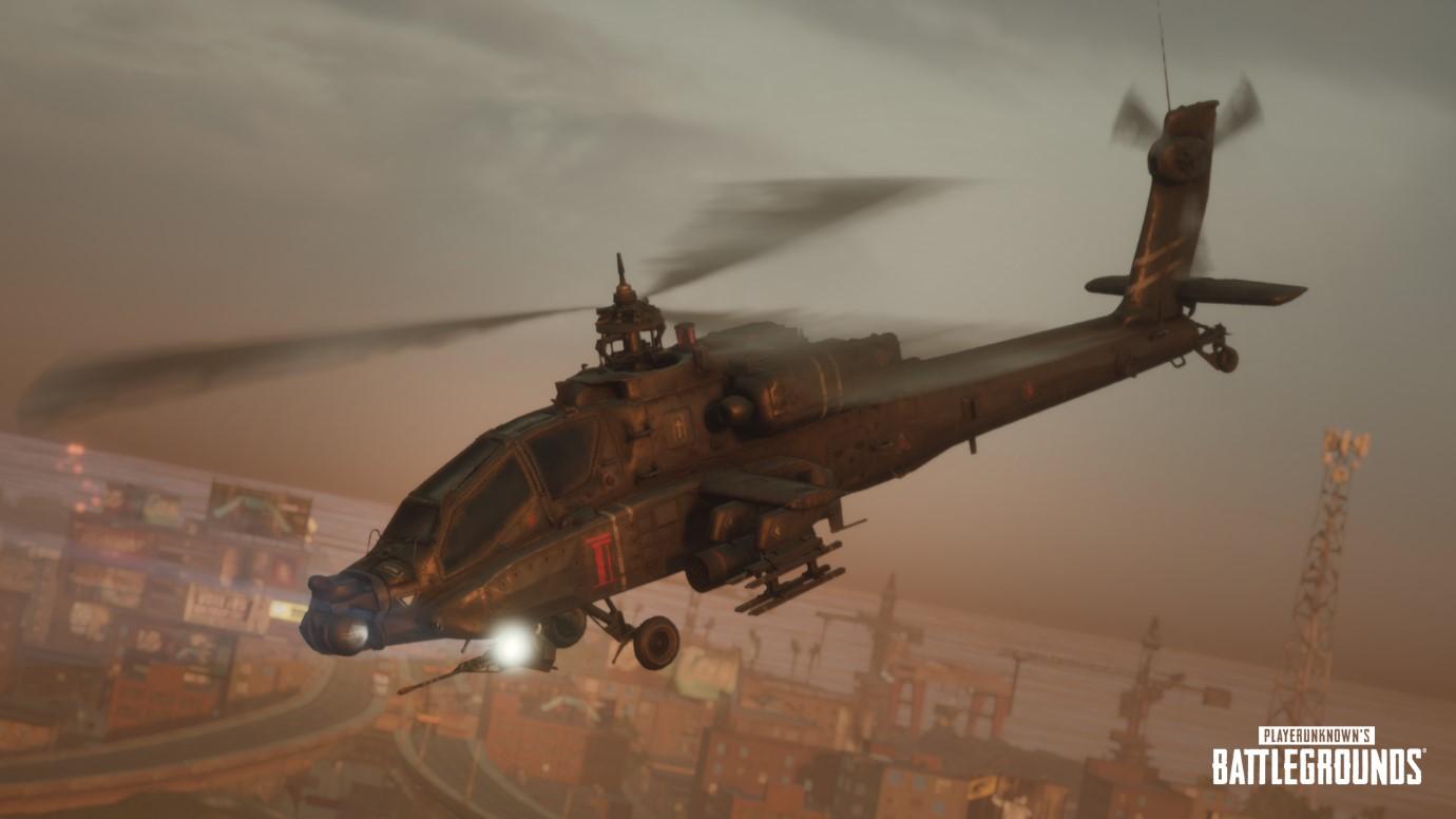 Pillar 偵察直升機