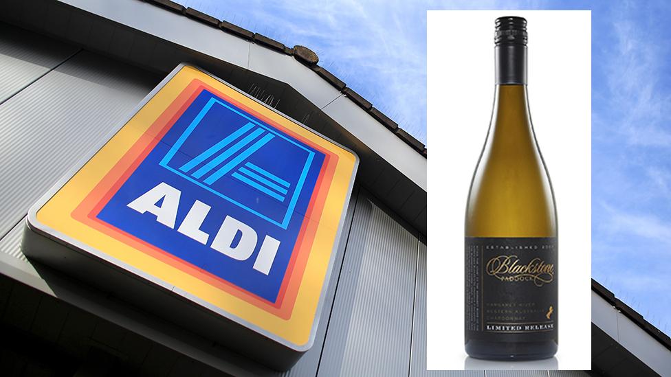 $17 Aldi wine wins top prize amid stiff competition