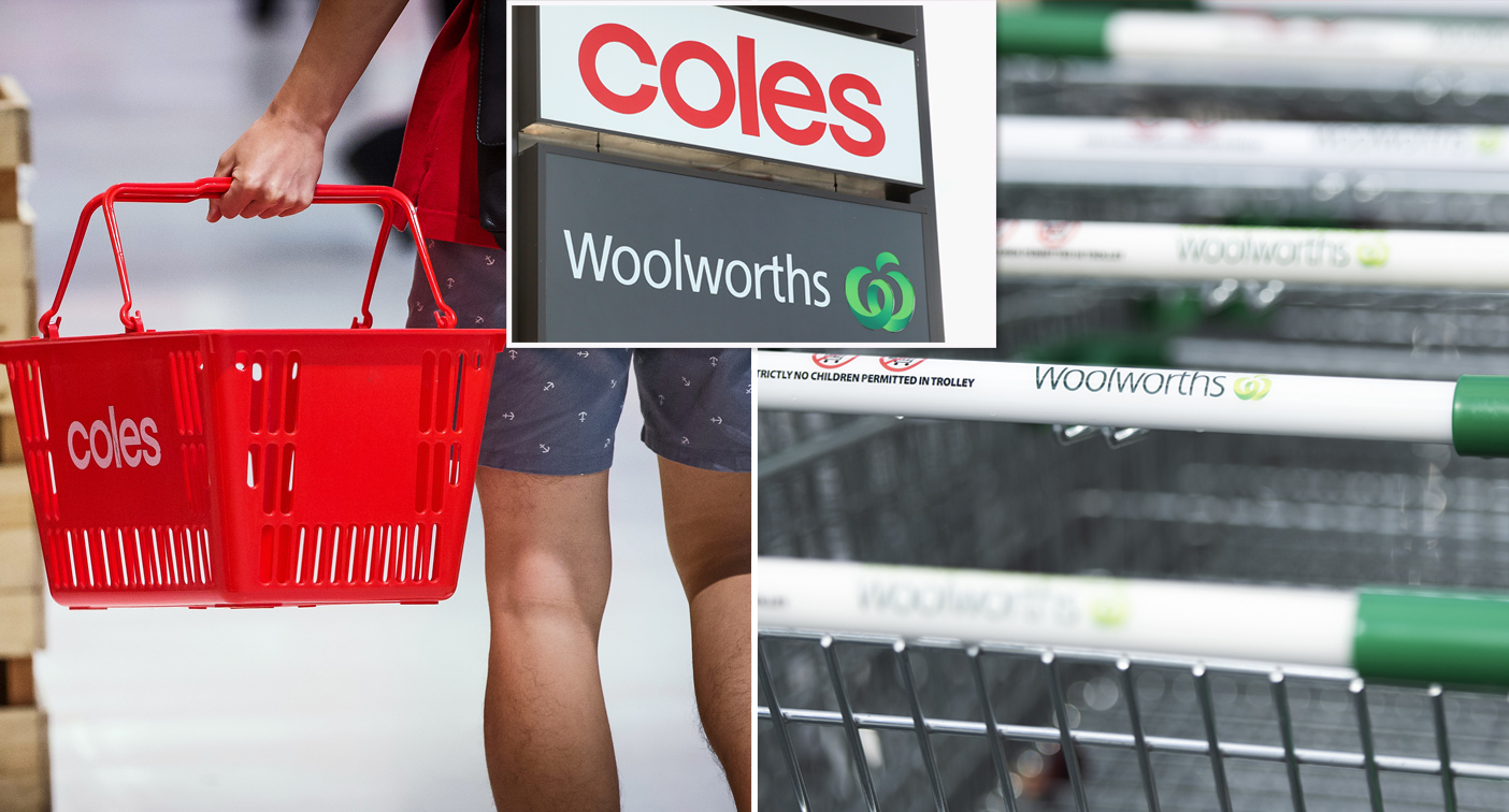 Coles and Woolworths stores added to Covid warning list