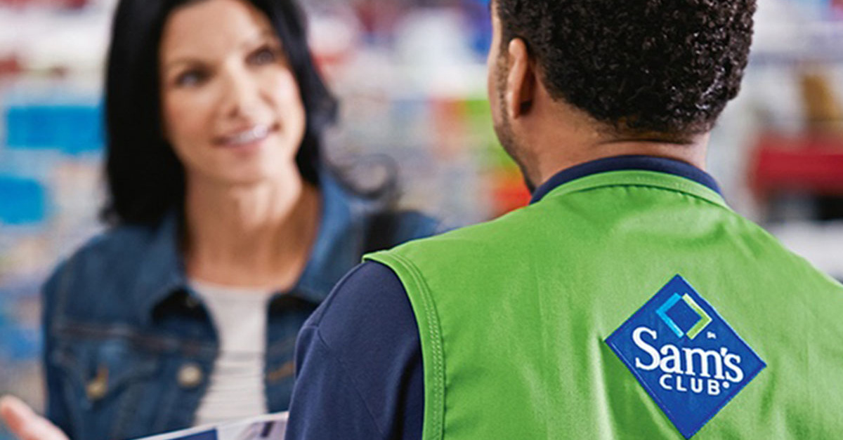 Score a Sam's Club membership for a fraction of the price
