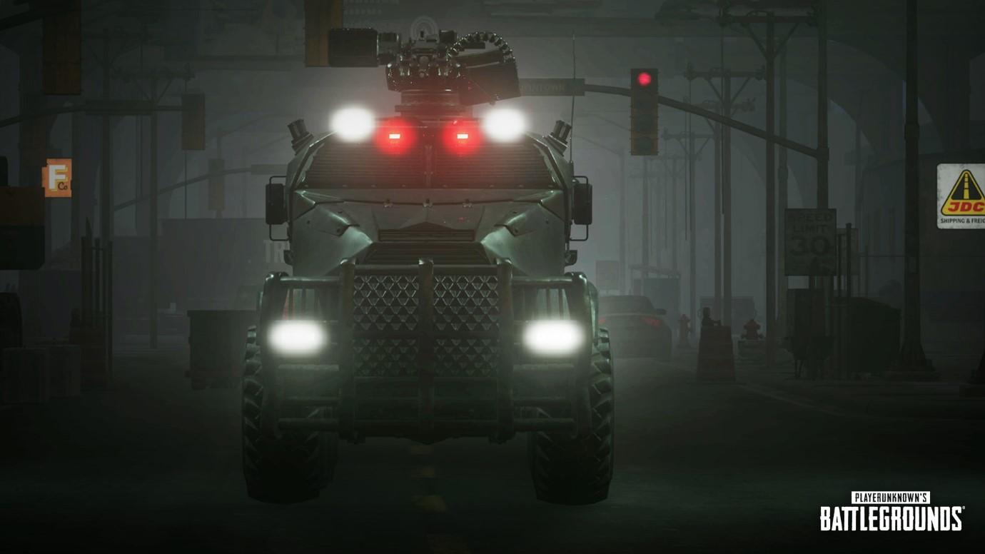 Pillar 戰術卡車