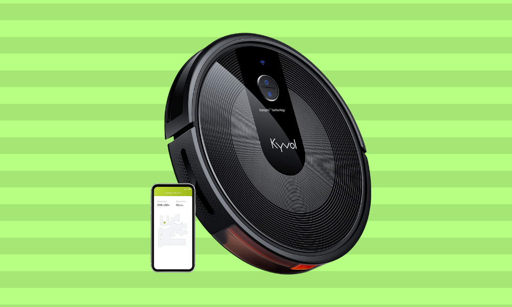 This robot vacuum doubles as a mop —and it's $80 off on Amazon, today only - Yahoo Lifestyle