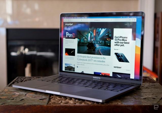 MacBook Pro (2020)