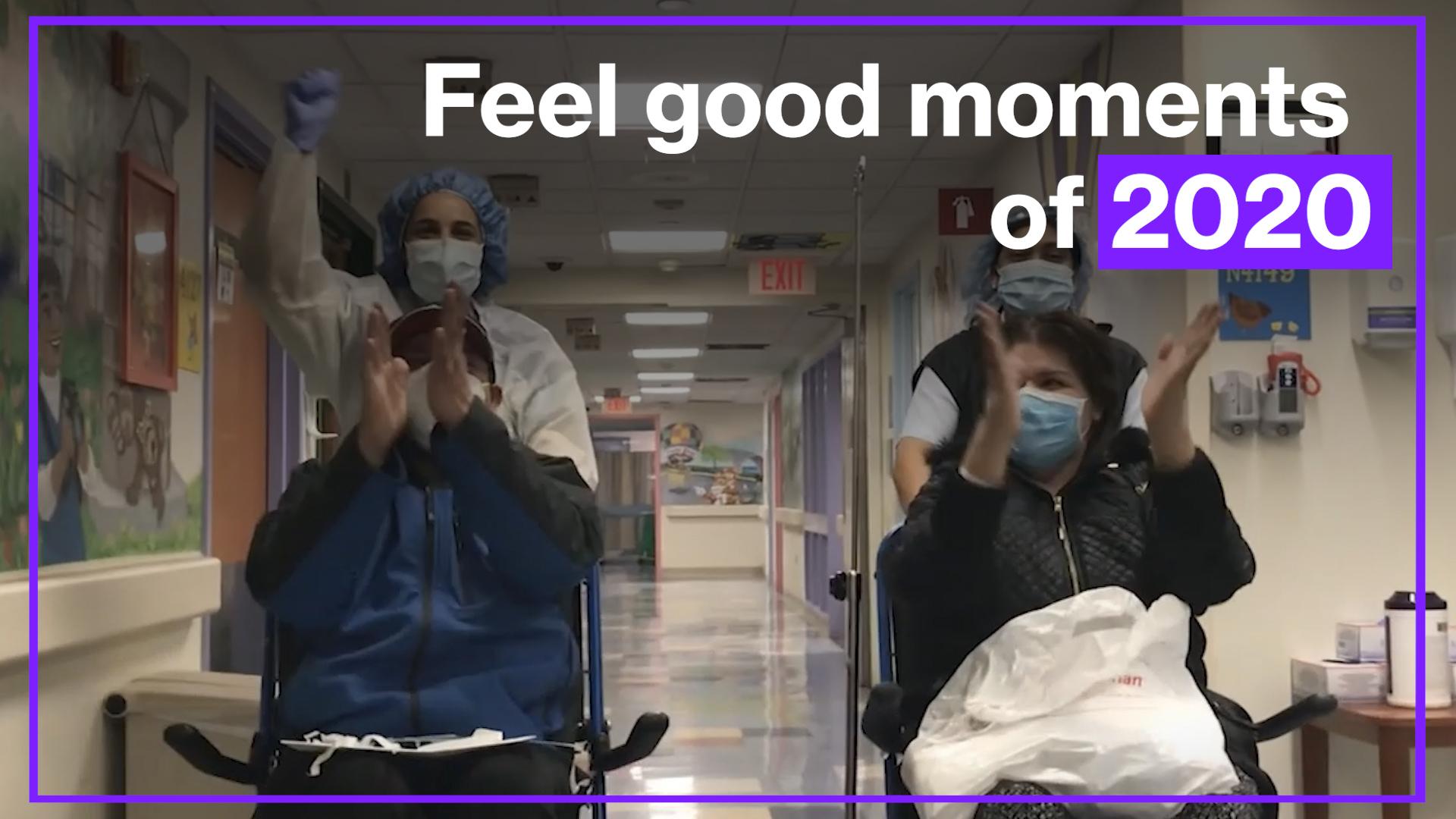 Feel good videos of 2020 - Yahoo Movies Canada
