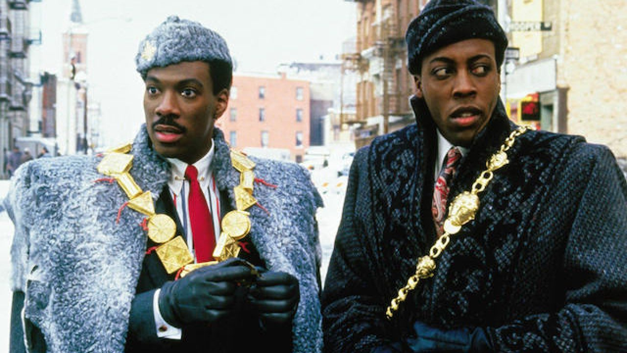 Wesley Snipes auditioned for the first 'Coming To America' but missed out on memorable role