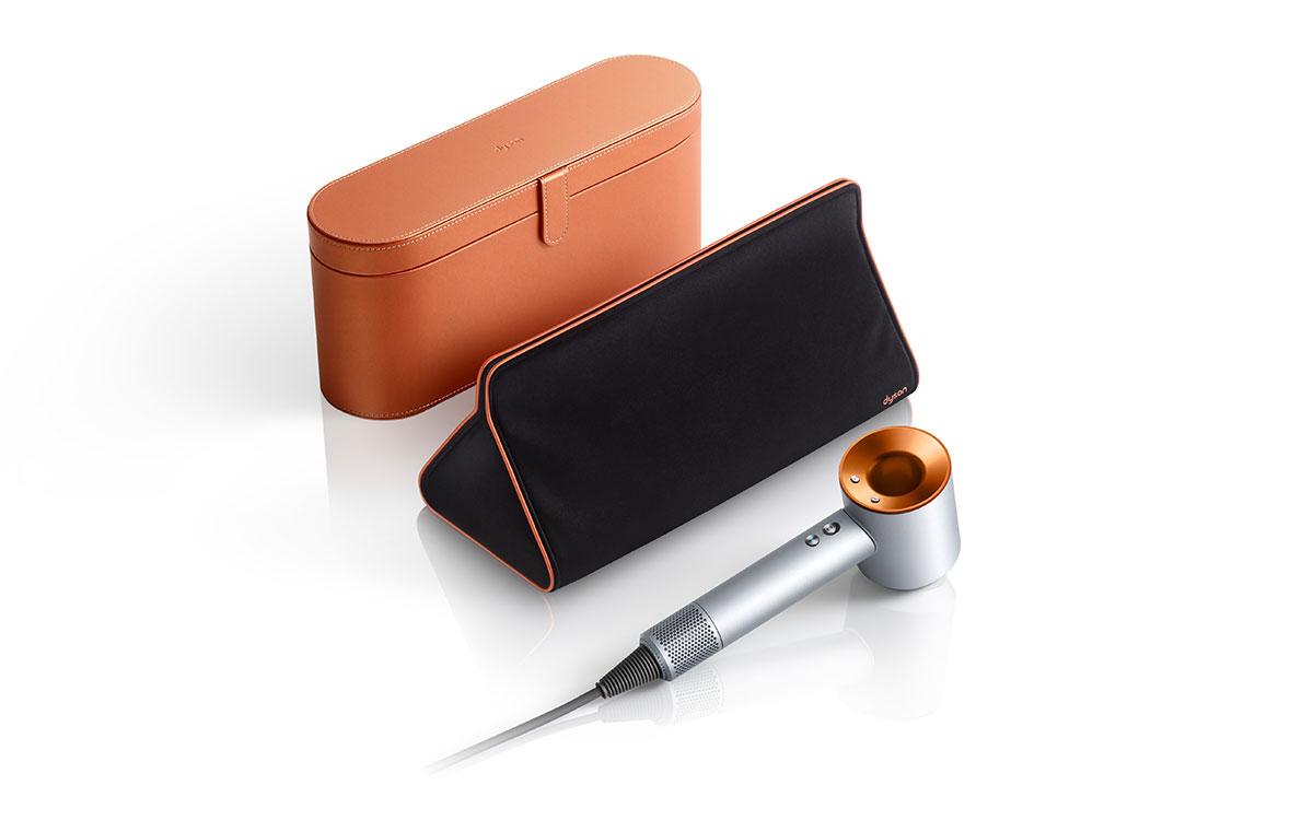 Dyson Supersonic™ 風筒 HD03 銀銅色 節日特別版 配精美禮盒及專用旅行袋