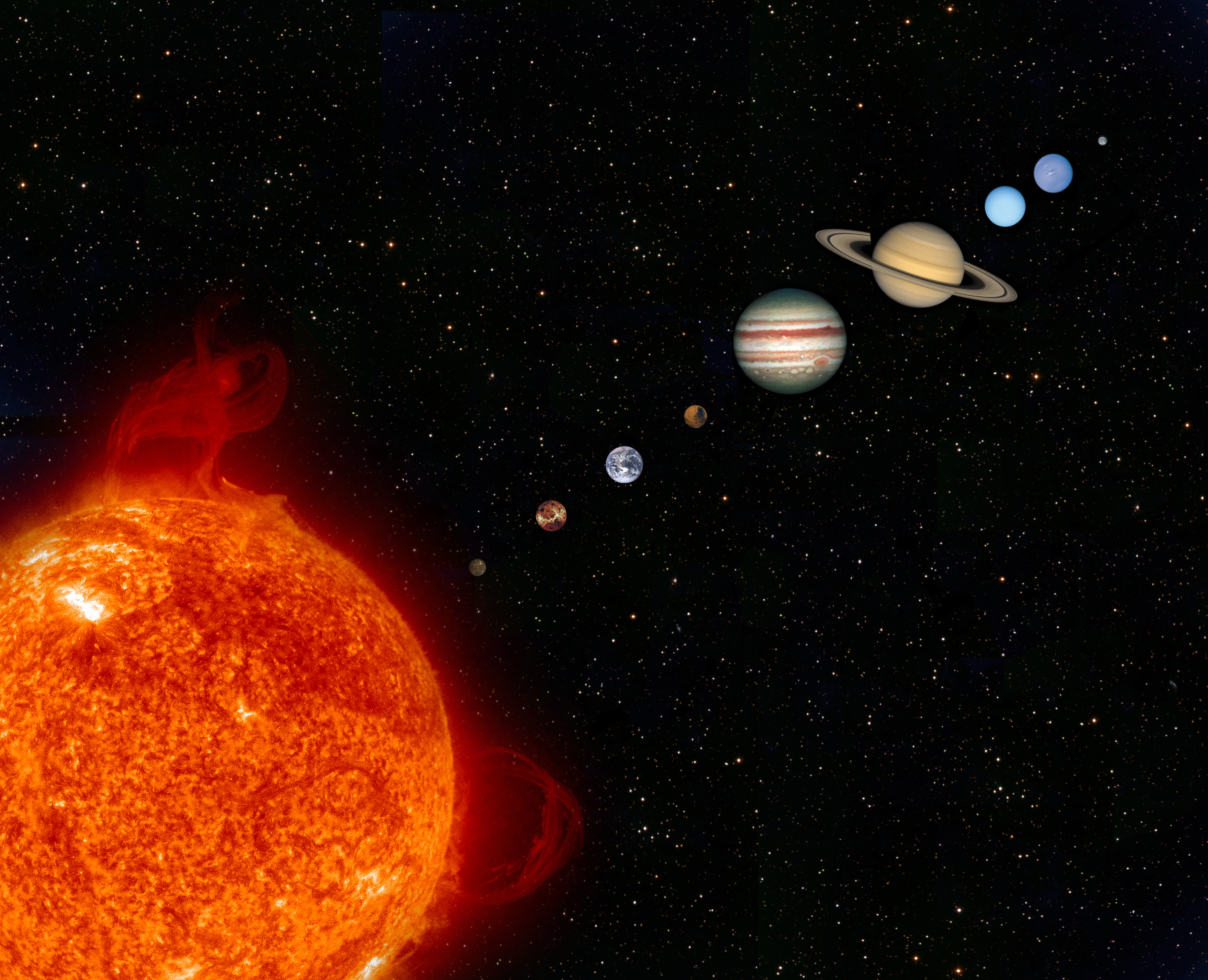 Solar System 'superhighway' could speed up space travel   Engadget