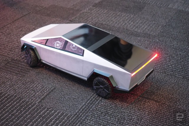 Cybertruck Toy