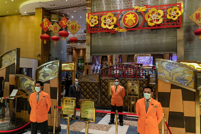 network management group casino