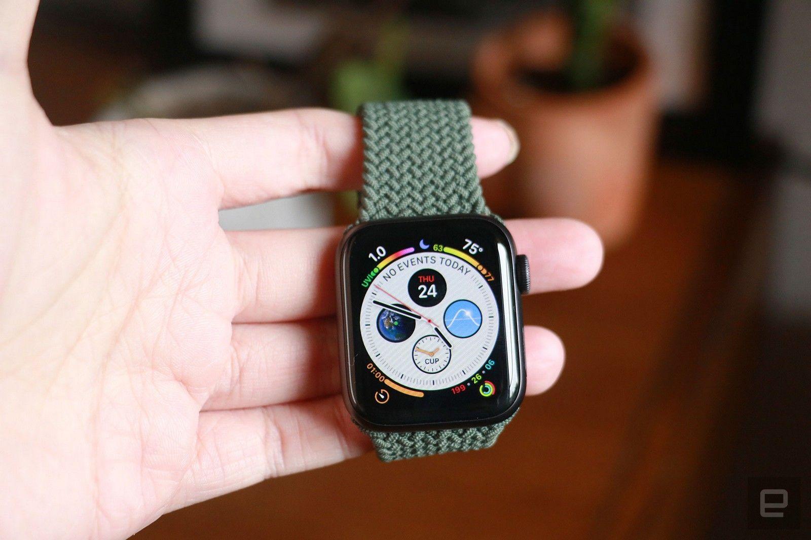 Apple Watch SE (hücresel bağlantıyla 44 mm) Amazon'da 300 dolara düştü | Engadget