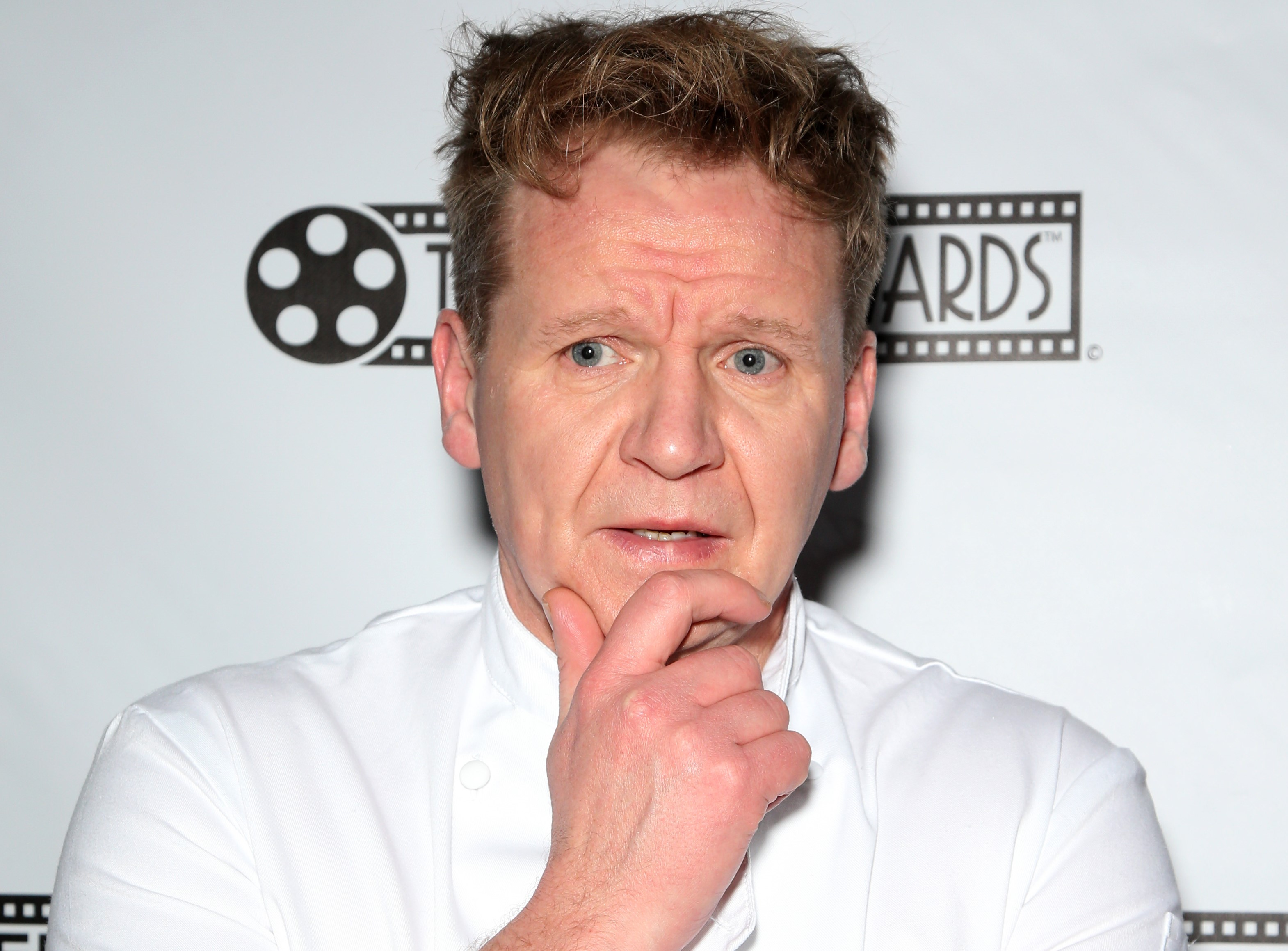 Gordon Ramsay is friends with Gigi Hadid (Photo by Gabe Ginsberg/Getty Images)