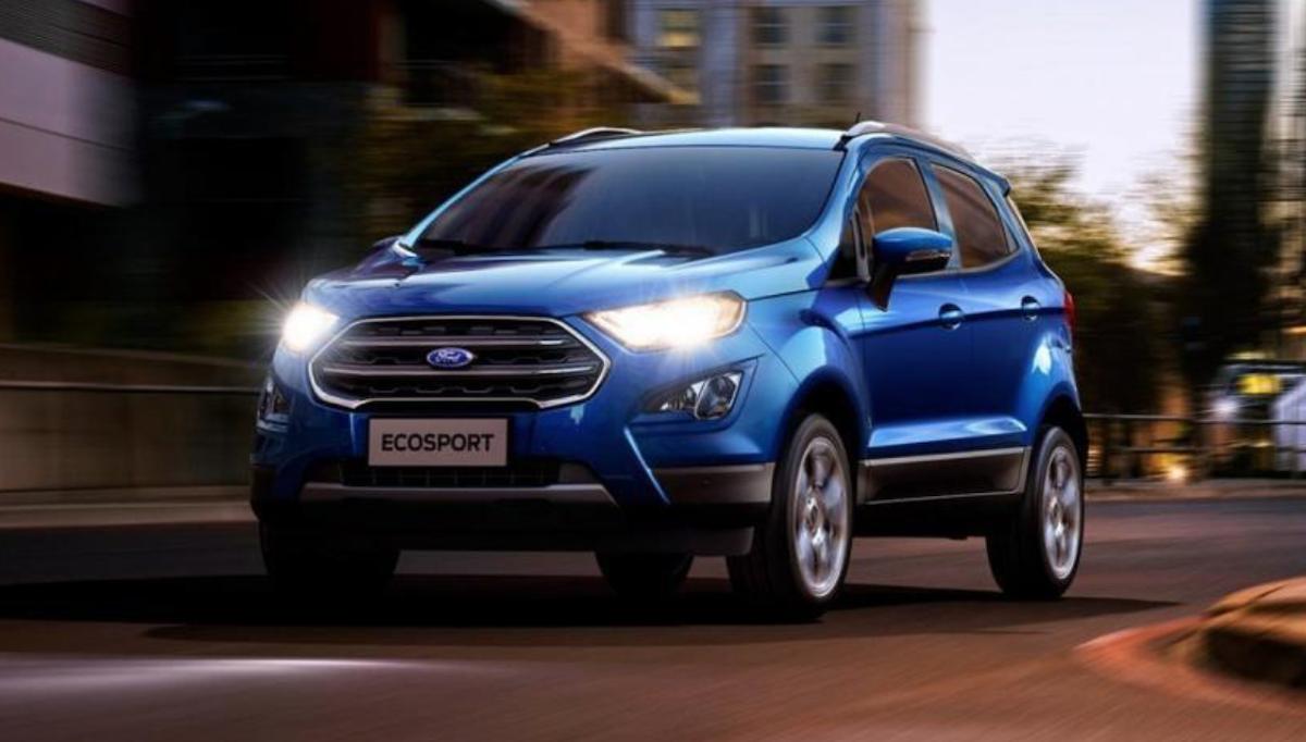 Ford EcoSport 年初就默默消失在官網上,原廠回應是暫時停售。