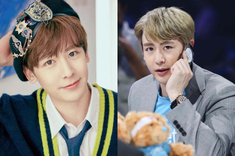 南韓男團2PM泰籍成員尼坤(Nichkhun)