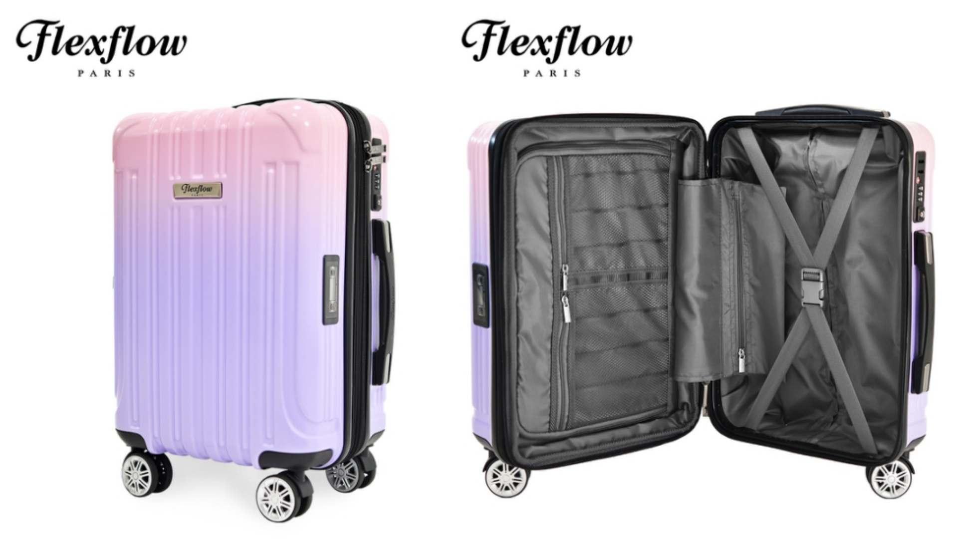 Flexflow 夢幻色票 19吋行李箱