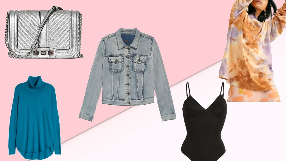 Shoppers 'absolutely love' this Nordstrom denim jacket, and it's on sale for 55% off - Plus 9 more sale picks to shop right now