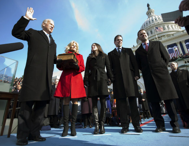 Joe Biden the 46th president of the United States