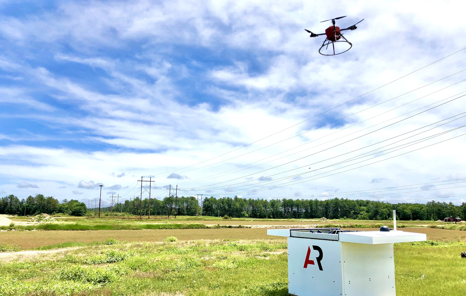 FAA approves first commercial drone flights with no on-site pilots