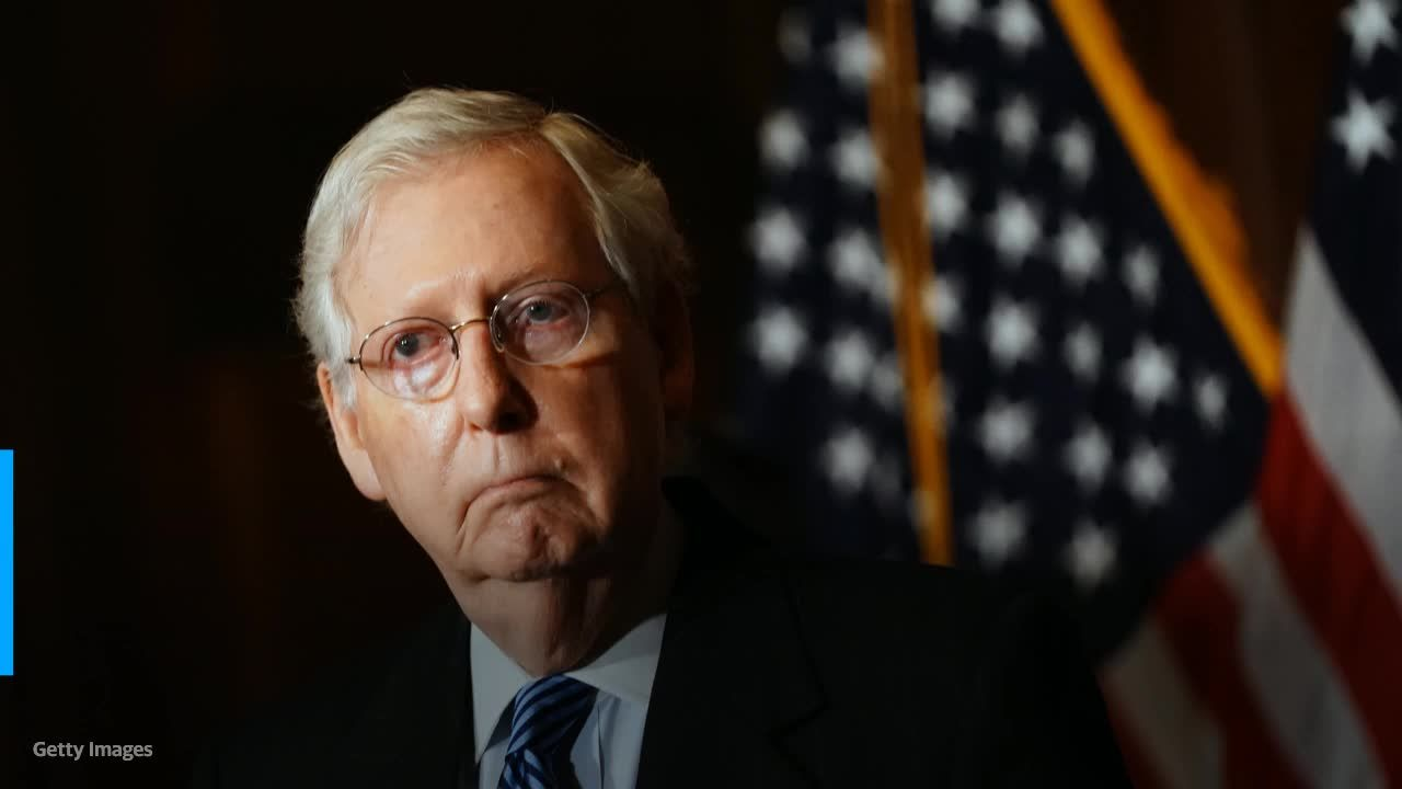 McConnell looks to push impeachment trial to February