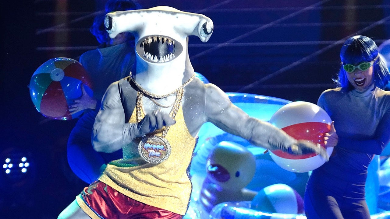 Fist pump! 'Masked Dancer' Hammerhead is MTV reality star